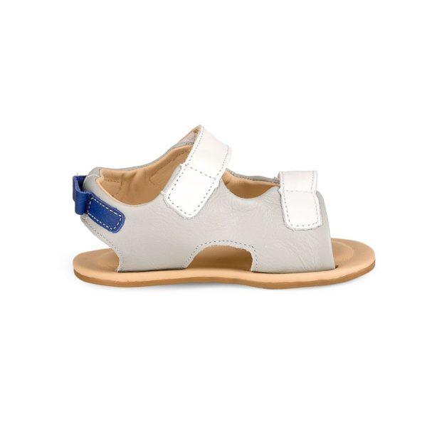 Sandale Baietei Bibi Afeto Gri/Albastru