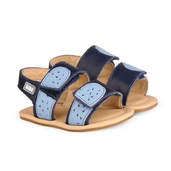Sandale Baietei Bibi Afeto Naval/Jeans