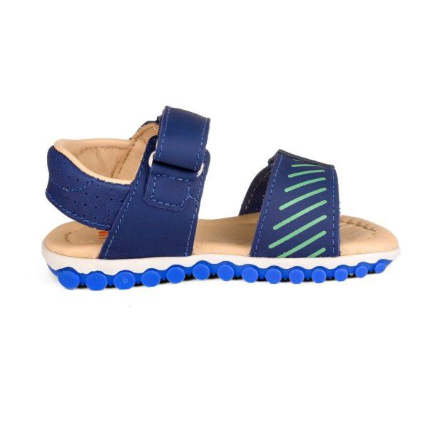 Sandale Baieti Bibi Summer Roller Albastre-Cactus