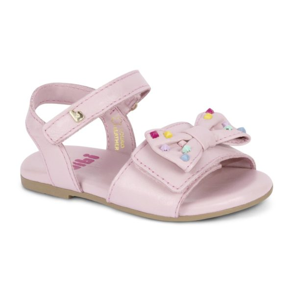Sandale Fete Bibi Baby Birk Roz