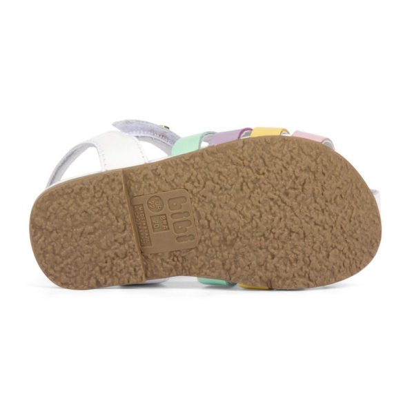 Sandale Fete Bibi Baby Birk Multicolore