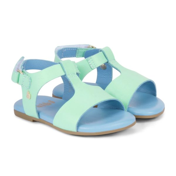Sandale Fete Bibi Baby Birk Astral