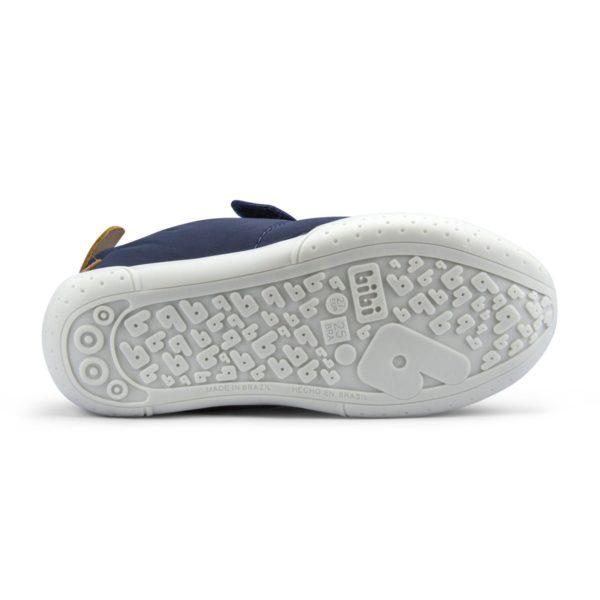 Pantofi Baieti BIBI Fisioflex 3.0 Naval Crocodil