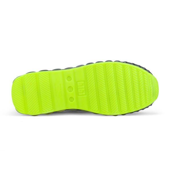 Pantofi Sport Led BIBI Roller Celebration Negri/galben