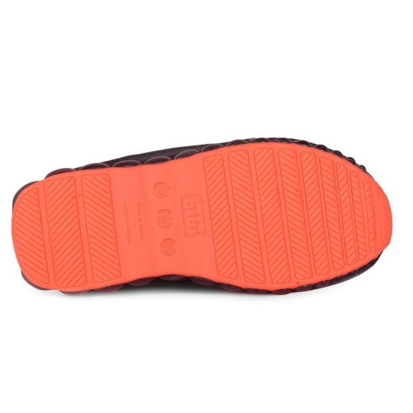 Pantofi Sport BIBI New Bubble Grafit/orange
