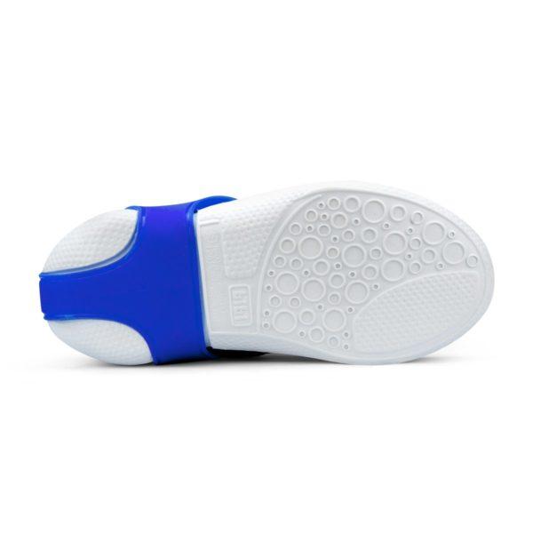 Pantofi Baieti BIBI 2way Albastru Cu Imprimeu