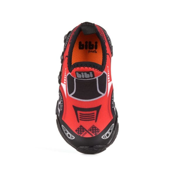 Pantofi Baieti BIBI Space Wave Detaliu Masina