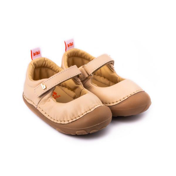 Pantofi Fete Bibi Grow II Sampanie