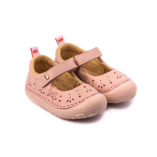 Pantofi Fete Bibi Grow II Camelia