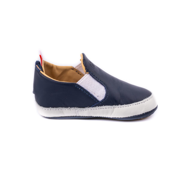 Pantofi Baietei Bibi Afeto V Naval/Albi