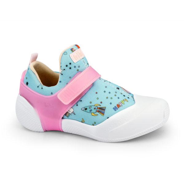 Pantofi Fete Bibi 2WAY Jeans