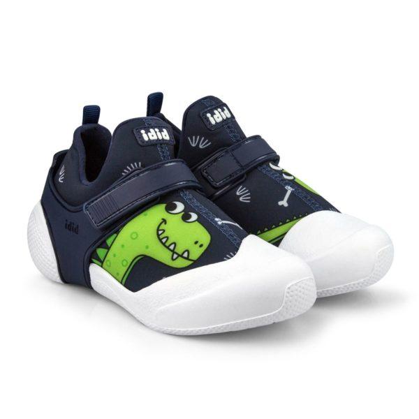 Pantofi Baieti Bibi 2WAY Dino