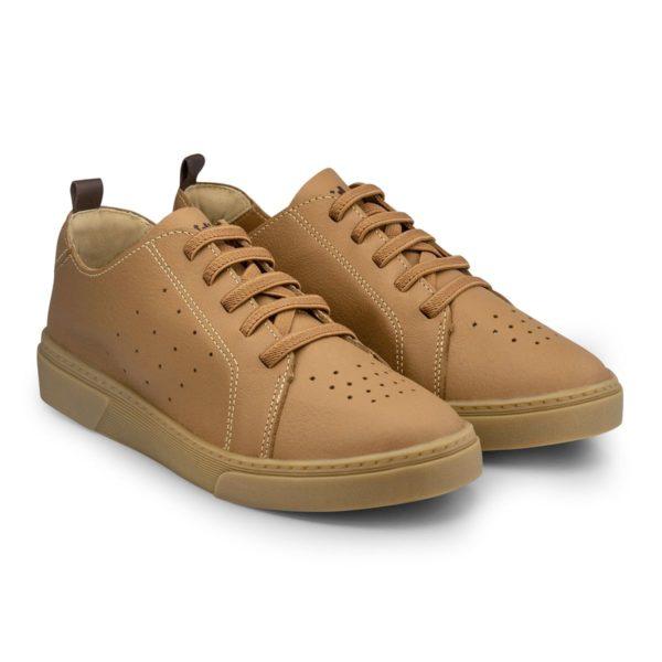 Pantofi Baieti Bibi On Way Brandy Cu Siret Elastic
