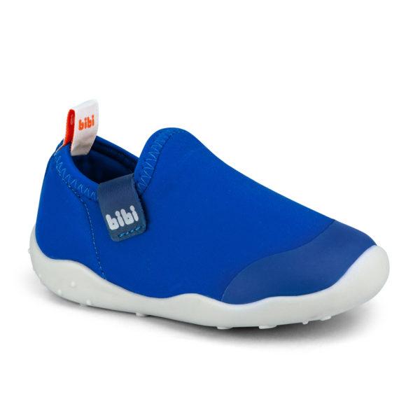 Pantofi Baieti Bibi FisioFlex 4.0 Albastru Lycra