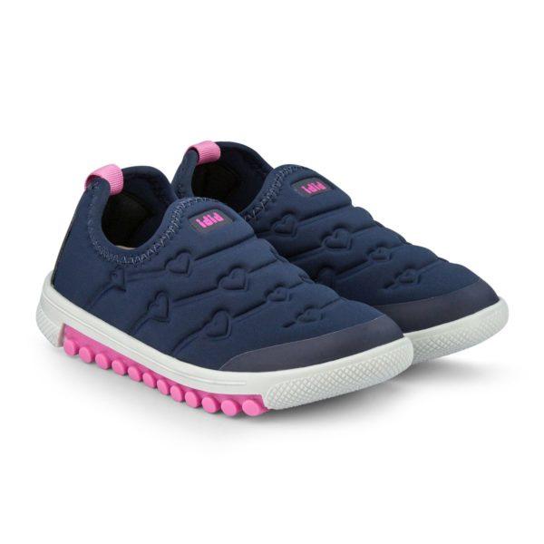 Pantofi Sport Fete Bibi Roller New Naval