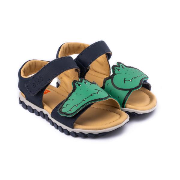 Sandale Baieti Bibi Summer Roller New II Crocodil