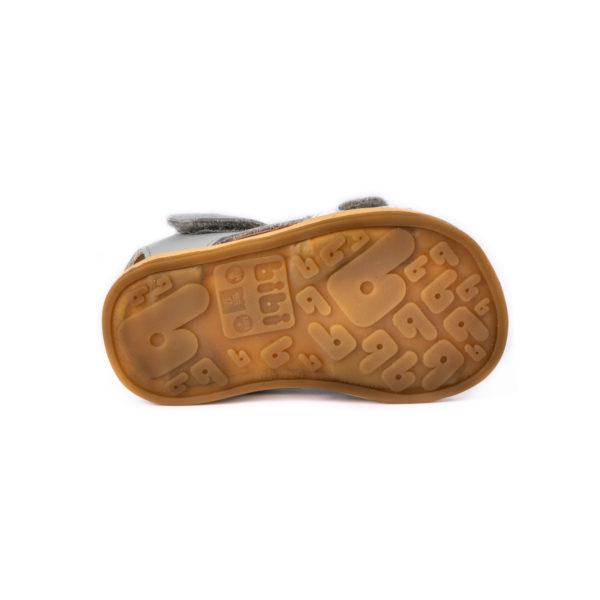 Sandale Baietei Bibi Afeto V Gri