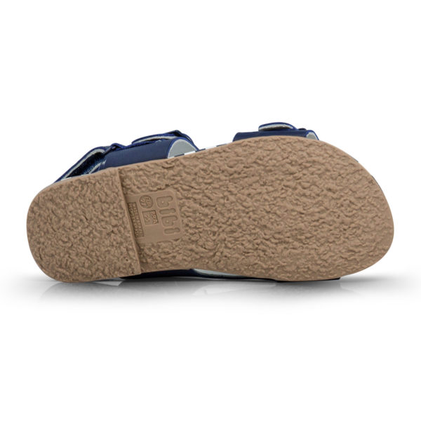 Sandale Fete Bibi Baby Birk Mini Naval