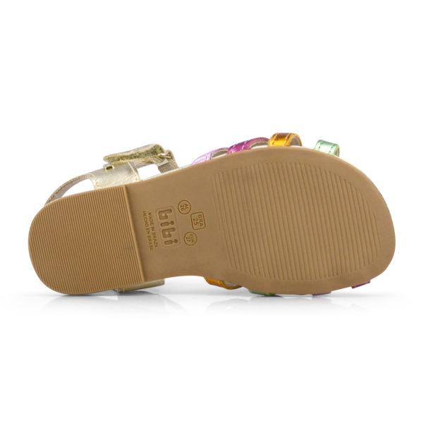 Sandale Fete Bibi Mini Me Multicolor