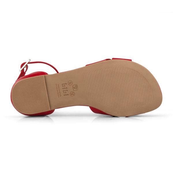 Sandale Fete Bibi Little Me Rosii