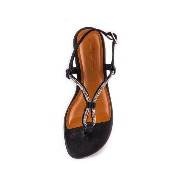 Sandale Fete Bibi Little Me Black