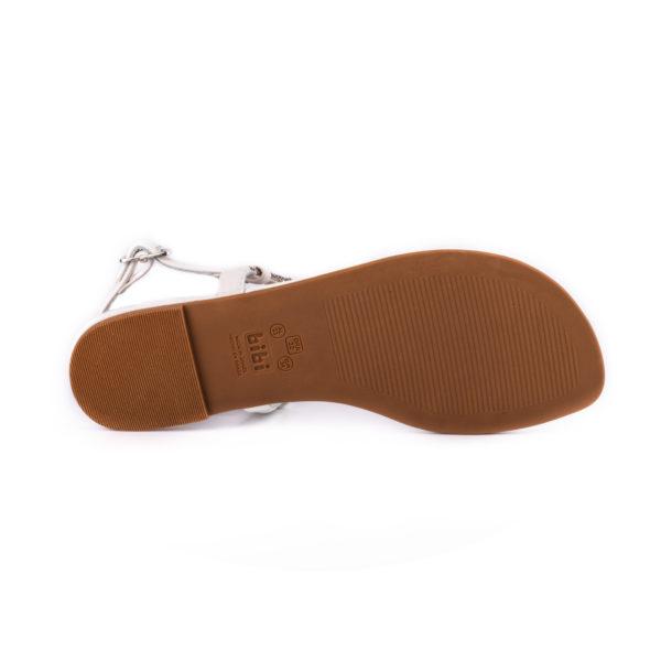 Sandale Fete Bibi Little Me Albe