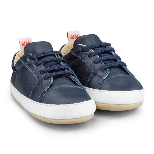 Pantofi Baietei Bibi Afeto Joy Naval